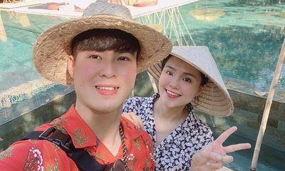 Quỳnh Anh đáp trả tin đồn rạn nứt với Duy Mạnh: Chồng mình yêu thương hai mẹ con hết mực