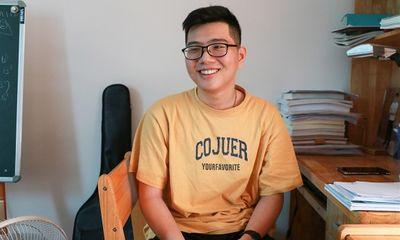 Bí quyết giúp nam sinh điển trai xứ Nghệ giành học bổng từ 9 trường đại học Mỹ