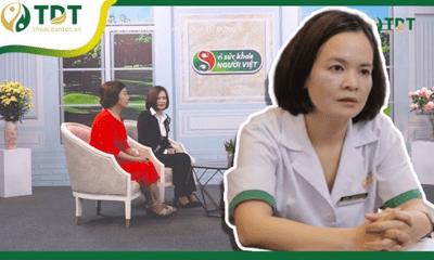 Bác sĩ Lệ Quyên tư vấn giải pháp chữa mất ngủ bằng Y học cổ truyền trên VTV2