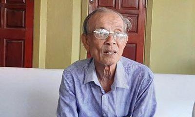 Cụ ông 83 tuổi viết đơn xin không nhận tiền hỗ trợ do ảnh hưởng Covid-19