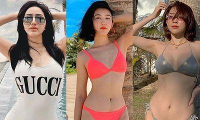 Người đẹp Việt khoe body