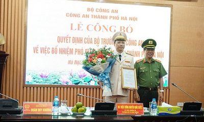 Bổ nhiệm Đại tá Nguyễn Hồng Ky giữ chức Phó Giám đốc Công an TP. Hà Nội
