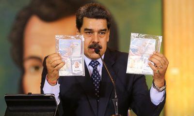 Bắt thêm 39 đối tượng âm mưu ám sát các lãnh đạo Venezuela