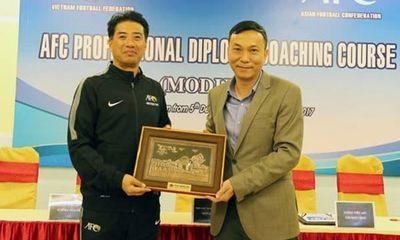 Hé lộ bất ngờ về tân Giám đốc kỹ thuật người Nhật của VFF