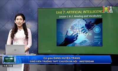 Chi tiết lịch phát sóng chương trình Dạy học trên truyền hình cho học sinh cả nước từ 18/5-23/5