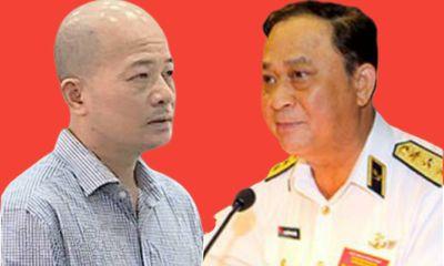 """Sáng nay, cựu Thứ trưởng Nguyễn Văn Hiến cùng Út """"Trọc"""" hầu tòa"""