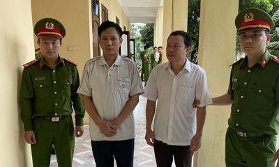 Tạm giam 2 cán bộ xã ở Thanh Hóa vì bán hơn 16.000 m2 đất trái thẩm quyền