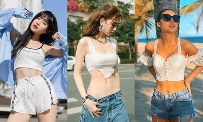 4 mỹ nhân Việt sở hữu vòng eo 53cm: Không thể thiếu tên Ngọc Trinh, có một