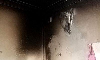 Vụ cháy phòng ngủ, 4 người trong gia đình bỏng nặng: Nhân chứng nói gì?