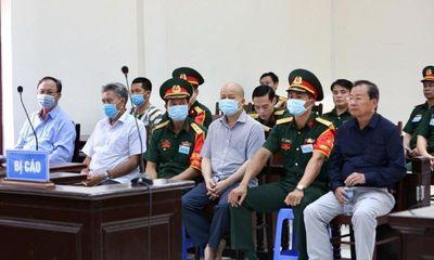 Cựu thứ trưởng bộ Quốc phòng Nguyễn Văn Hiến bị tuyên 4 năm tù