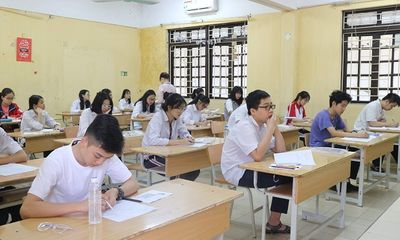 Tuyển sinh vào lớp 10 tại Vĩnh Phúc: Học sinh và phụ huynh