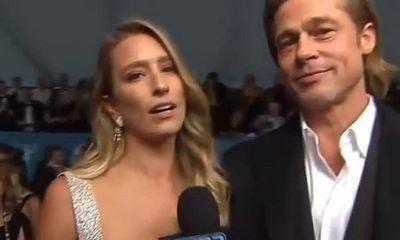 Brad Pitt bị đồn đang hẹn hò nữ phóng viên người Australia