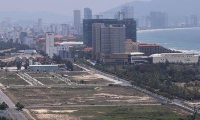 Cận cảnh các lô đất có yếu tố doanh nghiệp Trung Quốc dọc khu đô thị ven biển Đà Nẵng