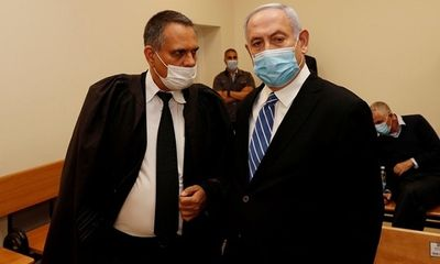 Nhận xì gà và rượu đắt tiền, Thủ tướng đương nhiệm Israel hầu tòa