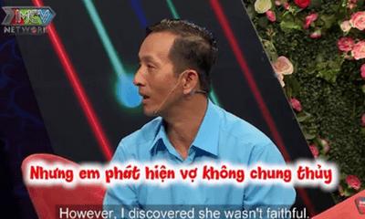 Bạn muốn hẹn hò: Nam chính xót xa kể chuyện bị người vợ 17 năm phản bội