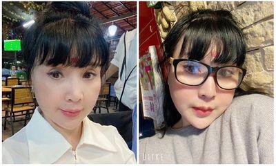 Vẻ đẹp lão hóa ngược của NSND Lan Hương ở tuổi 60