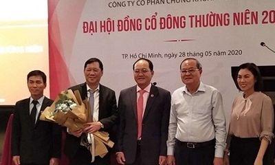 Ông Trần Lệ Nguyên rời ghế Chủ tịch Chứng khoán Rồng Việt