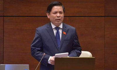 Bộ GTVT: Bộ trưởng, Thứ trưởng tự 'nghiêm khắc phê bình' vì chậm thu phí không dừng