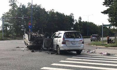 Tin tai nạn giao thông mới nhất ngày 1/6/2020: Hai ô tô