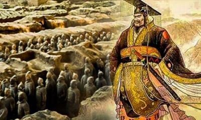 Trung Quốc có 494 vị Hoàng đế, nhưng chỉ 4 người được coi là