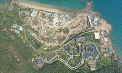 """Khánh Hòa: Chủ dự án khu du lịch """"băm nát"""" đảo Hòn Tằm bị phạt 117 triệu đồng"""