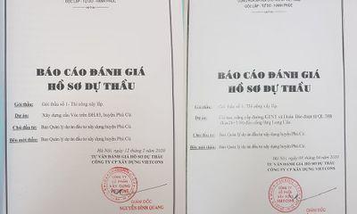 Hưng Yên: Cần làm rõ những bất thường sau các gói thầu của Công ty Tiến Ngạn