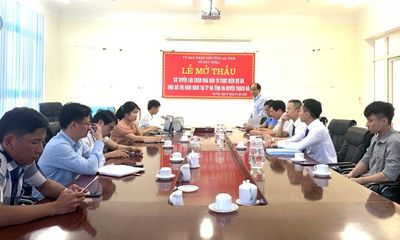 Dự án Khu đô thị Hàm Nghi 1 tỷ USD tại Hà Tĩnh sắp có chủ