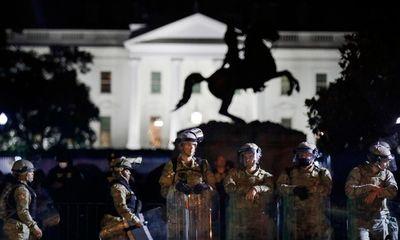 Lầu Năm Góc bất ngờ đảo ngược kế hoạch, rút binh sĩ chống bạo loạn khỏi thủ đô