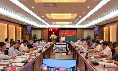 Thẩm phán TAND tỉnh Hòa Bình Bùi Văn Dum bị cách tất cả chức vụ trong Đảng