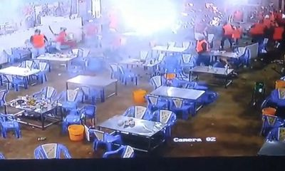 Bắt giữ một số nghi phạm trong vụ nhóm giang hồ đập phá quán nhậu ở quận Bình Tân