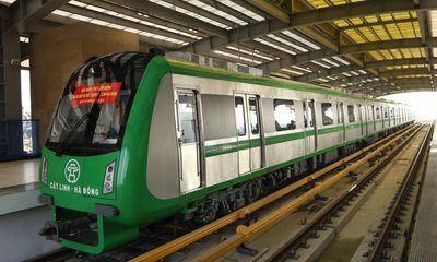 Dự án đường sắt Cát Linh - Hà Đông nóng tại nghị trường Quốc hội