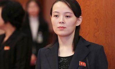 Triều Tiên muốn củng cố vị thế của em gái nhà lãnh đạo Kim Jong-un
