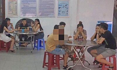 Quảng Nam: Phát hiện 13 thanh niên tụ tập tại khách sạn sử dụng ma tuý