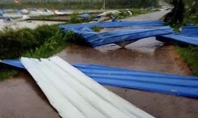 Ám ảnh hiện trường vụ sập nhà xưởng ở Vĩnh Phúc khiến 3 người chết, 18 người bị thương