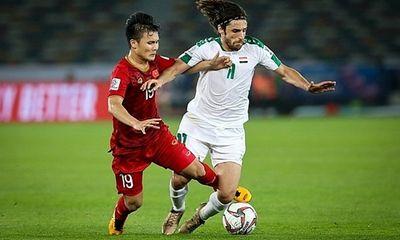 Tin tức thể thao mới nóng nhất ngày 11/6/2020: Tuyển Iraq mời tuyển Việt Nam đá giao hữu