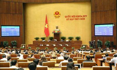 Thông qua Nghị quyết phê chuẩn danh sách Phó Chủ tịch và Ủy viên Hội đồng Bầu cử quốc gia