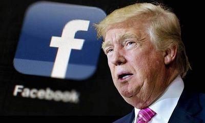 Facebook sa thải kỹ sư giao diện vì phản đối sự im lặng với các bài đăng của ông Trump