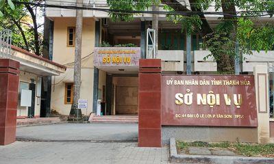Khởi tố trưởng phòng thuộc sở Nội vụ tỉnh Thanh Hóa vì đánh bạc