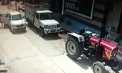 Video: Hoảng sợ cảnh băng nhóm ngang nhiên bắt cóc cô gái đang đi đường
