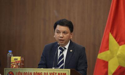 Lãnh đạo VFF chia sẻ dự định gì của bóng đá Việt Nam sau dịch Covid-19?