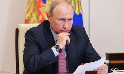 Tổng thống Putin lần đầu lên tiếng về các cuộc biểu tình ở Mỹ