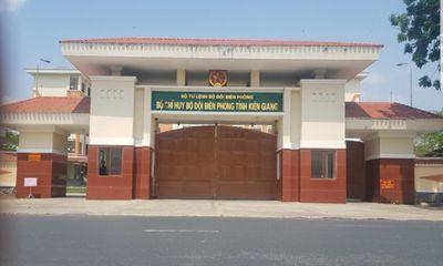 Chỉ huy trưởng, Chính ủy và Phó Chính ủy Bộ đội Biên phòng tỉnh Kiên Giang bị kỷ luật
