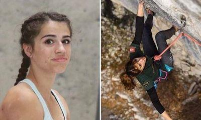 Nhà vô địch leo núi 16 tuổi bất ngờ tử nạn