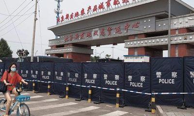 Bắc Kinh trở thành ổ dịch nghiêm trọng nhất ở Trung Quốc, gần 30 khu dân cư bị phong tỏa