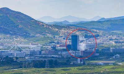 Yonhap: Triều Tiên bất ngờ đánh sập văn phòng liên lạc chung với Hàn Quốc