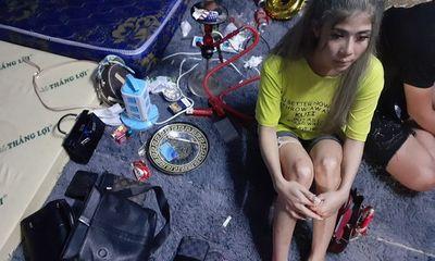 Hotgirl ở Sài Gòn chi gần 35 triệu đồng mở tiệc sinh nhật bằng ma túy