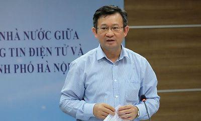 Điều động Giám đốc sở TT-TT Hà Nội sang làm Viện trưởng Viện Nghiên cứu phát triển kinh tế-xã hội