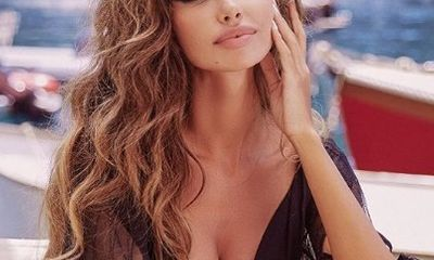 Chân dung người đàn bà đẹp nhất Romania, sở hữu vóc dáng