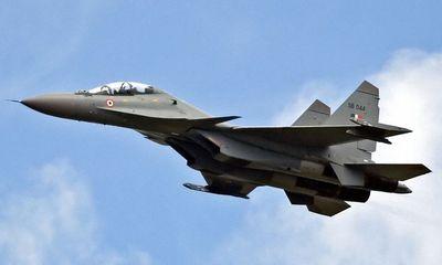 Ấn Độ điều khẩn cấp máy bay chiến đấu đến sát biên giới Trung Quốc