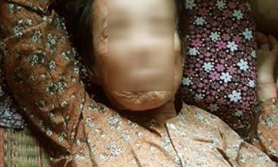 Cụ bà 78 tuổi bị bỏ rơi ở